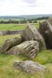Rochas da pedra calcária Imagem de Stock Royalty Free