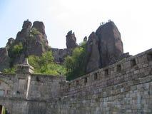 Rochas de Belogradchik Imagens de Stock Royalty Free