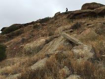 Rochas de Califórnia Foto de Stock