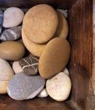 Rochas de madeira Imagem de Stock Royalty Free