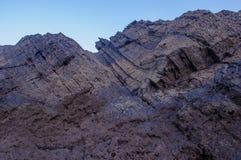 Rochas de Marte Imagens de Stock