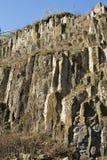 Rochas do basalto imagem de stock