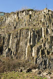 Rochas do basalto imagem de stock royalty free