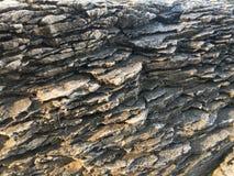 Rochas do mar fotografia de stock