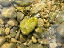 Rochas do rio Foto de Stock Royalty Free