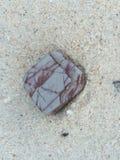 Rochas e areia Imagem de Stock Royalty Free