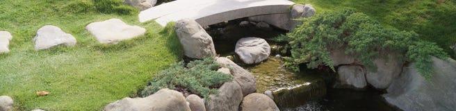 Rochas e cachoeira Imagem de Stock Royalty Free