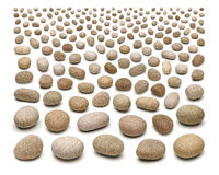 Rochas e fundo das pedras imagens de stock royalty free