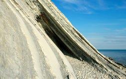 Rochas e mar imagem de stock