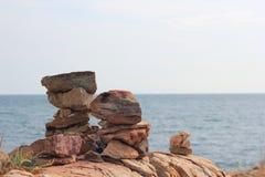 Rochas e pedras Fotos de Stock