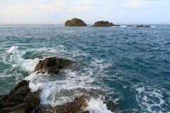 Rochas em Tenerife Foto de Stock Royalty Free