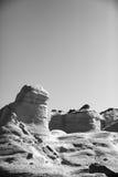 Rochas lisas da linha costeira Fotografia de Stock Royalty Free