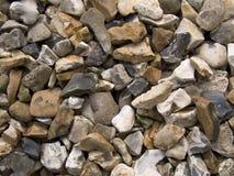 Rochas pequenas imagem de stock