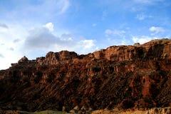 Rochas, perto de Dragon Canyon foto de stock