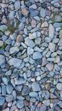 Rochas perto do Oceano Atlântico foto de stock royalty free