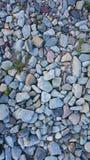 Rochas perto do Oceano Atlântico imagens de stock royalty free