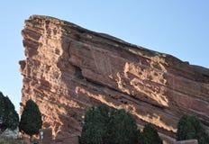 Rochas vermelhas em Colorado Fotografia de Stock Royalty Free