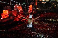 Roche à Rio 2013 image stock