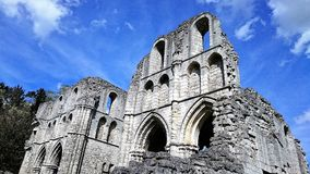 Roche Abbey England United Kingdom Foto de Stock