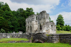Roche Abbey, Maltby, Rotherham, England Stock Photography
