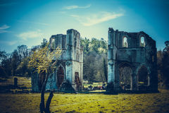 Roche Abbey Ruins Maltby UK Stock Photos