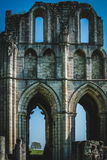 Roche Abbey Ruins Maltby UK. Roche Abbey Maltby Yorkshire UK Royalty Free Stock Photos