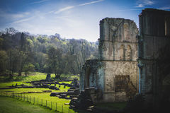 Roche Abbey Ruins Maltby UK. Roche Abbey Maltby Yorkshire UK Stock Photos