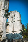 Roche Abbey Ruins Maltby UK Royalty Free Stock Photo