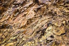 Roche d'élément, texture de pierre Montagnes de Caucase Photo stock