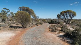 Roche d'onde, Australie occidentale Photo libre de droits
