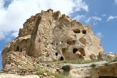 Roche de Cappadocia Image libre de droits