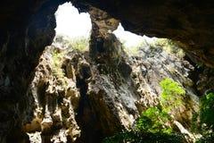 Roche de caverne Image stock