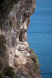 Roche de falaise Image stock