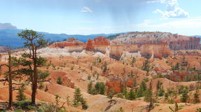 roche de formations de désert photo libre de droits