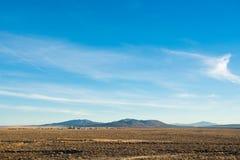 Roche de fort en Orégon central du sud rural photos libres de droits