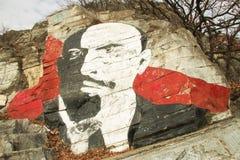 Roche de Lenins, montagne de Mashuk, Pyatigorsk, Fédération de Russie image libre de droits