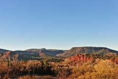 roche de MESA de formations de l'Arizona photo libre de droits
