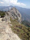 Roche de Morro en parc national de séquoia Image libre de droits