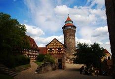 Roche de Nuremberg Photographie stock libre de droits