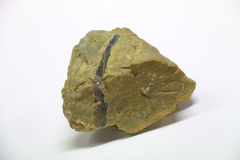 Roche de quartzite Photographie stock
