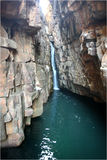 roche de regroupement de kimberley Image libre de droits