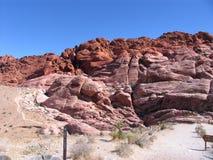 roche du Colorado de gorge Image stock