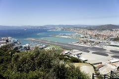 Roche du Gibraltar Photo libre de droits