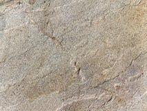 Roche en pierre criquée dans le style de grunge Photos stock
