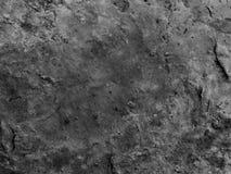 Roche en pierre criquée dans le style de grunge Photographie stock libre de droits