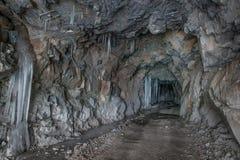 Roche glaciale Photographie stock libre de droits