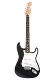 roche noire de guitare Photos libres de droits
