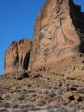 Roche rocailleuse de fort photo libre de droits