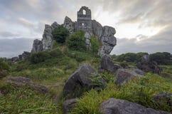Roche Rock Stock Photo