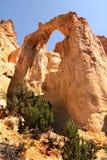 roche rouge Image libre de droits
